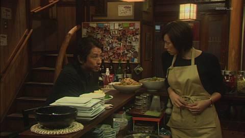 Hunter , 米倉涼子と谷原章介