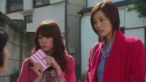 Hunter , 米倉涼子と桐谷美玲